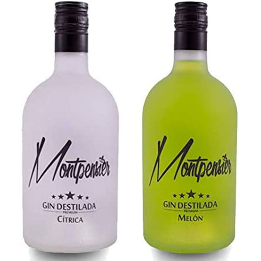 Pack 2 botellas Montpensier